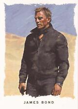 James Bond Heroes & Villains - AI22 Bond Expansion Art + Images Card #169/375
