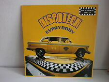 "MAXI 12"" DISCOTECH Everybody 192213 1 Photo voiture"