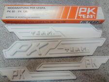 Modanature paracolpi salvascocca moldings bumpers VESPA PK 50 - 125  - sgr