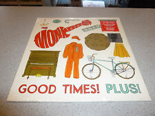 """THE MONKEES - Good Times! Plus! - LIMITED RED 10"""" Vinyl // Neu & OVP // RSD"""