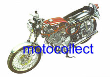KAWASAKI H1 Mach III..Cutaway Technical Drawing..A3 size..Free Postage Worldwide