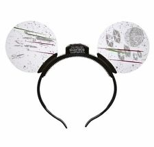 Disney Parks Animated STAR WARS Light Up Mickey Ears Headband! SOLD OUT! Xwing