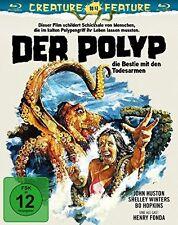 Der Polyp - Die Bestie mit den Todesarmen [Blu-ray](NEU/OVP) Im Schuber