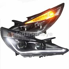 For Hyundai Sonata YF Sonata I45 LED Headlights Front Lamp 2009 to 2011 year TLZ
