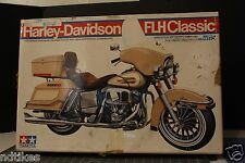 TAMIYA 1/6 Scale Motorcycle  Harley-Davidson FLH Classic #16015 BIG SCALE 15