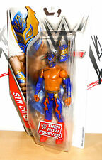 WWE - Sin Cara - Mattel Basics - Then, Now, Forever - wrestling figure BRAND NEW