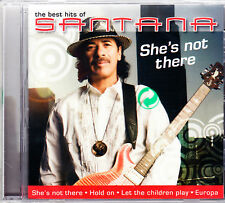 SANTANA she´s not there the best hits of santana CD NEU OVP