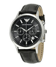NEW Men's Watches Emporio Armani AR2447 Classic Watch Chronograph Quartz Date