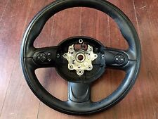 Mini Cooper R55 R56 Hardtop Base Steering Wheel Black