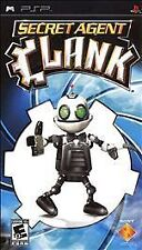 Secret Agent Clank UMD PSP GAME SONY PLAYSTATION PORTABLE