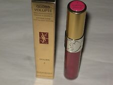 YSL LIP GLOSS VOLUPTE # 4  REGULAR sz 6 ML NEW IN A BOX