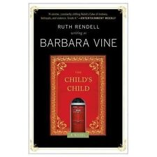 The Childs Child By Vine, Barbara