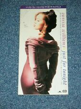 "VANESSA WILLIAMS Japan 1992 Tall 3"" CD Single JUST FOR TONIGHT"
