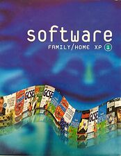 Software Family / Home XP (15 Titles Ranging From GCSE English To Kids Spanish