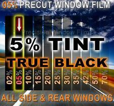 PreCut Window Film 5% VLT Limo Black Tint for VW Jetta 4dr 93-1999 (older 1999)