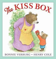 The Kiss Box by Bonnie Verburg (2011, Hardcover)