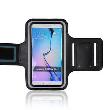 For Samsung Galaxy S7/Edge S6 Note 5/4/3 Sports Armband Running Jogging Gym Case