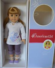 RARE RETIRED AMERICAN GIRL JUST LIKE YOU #36 RED HAIR HAZEL EYES TODAY NEW NRFB