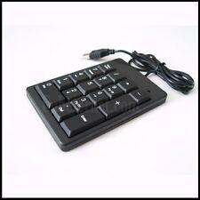 Portable Slim USB Mini Numeric Keypad