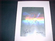 AMAZING SPIDERMAN HOLOGRAM AUTO. BY STAN LEE & MARK BAGLEY  NUMBERED TO 100