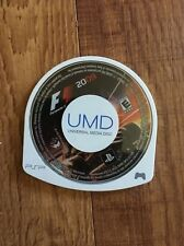 F1 Formula 1 2009 Sony PSP game disc Playstation Portable Gamestop-exclusive