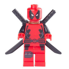 Deadpool Building Block Toy Birthday Marvel Avengers For Kids Children Lego