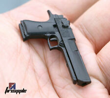 "1:6  4D Assembling Desert Eagle pistol model Gun Weapon DIY Toys F 12"" Figure"
