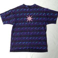 Vintage O.P. Ocean Pacific Waves Men's T-shirt 1991 90's sz L