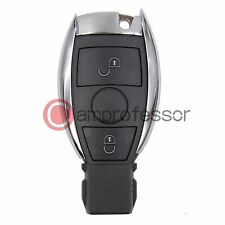 New Replacement Remote Key Fob 2 Button 433MHz NEC Chip for Mercedes-Benz 2000+