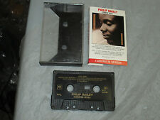 Philip Bailey - Chinese Wall (Cassette, Tape) WORKING GREAT TESTED