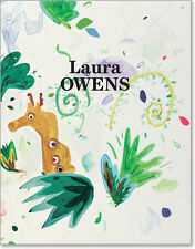 LAURA OWENS Monograph, 2007 HC Out-of-Print IMPORT Zürich, Switzerland **NEW**