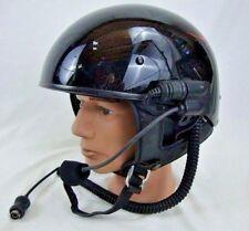 Harley Davidson Half Helmet 2XL DOT Motorcycle Biker untested Mic Speaker 63-64