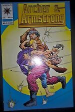 Archer & Armstrong #0 NM Valiant First Appearance Shooter Pre-Unity Movie Coming