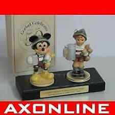 Goebel Hummel Disney Set 2 Figuren Rettichbub Mickey