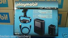 Playmobil Top Agent series Wireless Spy Camera & Monitor NEW 4879 RC