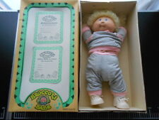 CABBAGE PATCH Vintage Broccoli Babe 1 Doll Vintage