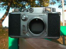 Minolta 35 Rangefinder Model ll Type A No. 50248 C.K.S. AS_IS For Parts!