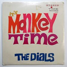 the DIALS Monkey time LP Time Records SEALED Surf Rock 1964