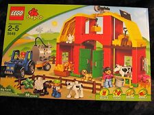 LEGO DUPLO BIG FARM 5649 NEW IN SEALED BOX 2010 SET RETIRED LARGE BOXED SET