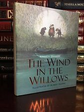 Wind in the Willows Illustrated by Robert Ingpen New Deluxe Collectible Edition