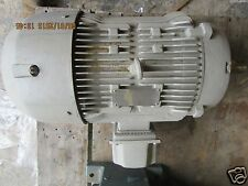 SIEMENS ELECTRIC MOTOR SD100 1LE23212BA114AA2 15 HP 208-230/460 RPM 3530 NEW