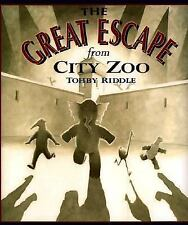 The Great Escape from City Zoo-ExLibrary