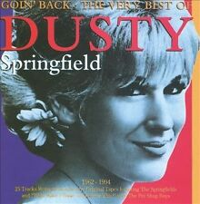 Goin' Back: The Very Best of Dusty Springfield, 1962-1994 (CD, Polygram) IMPORT