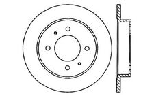 Disc Brake Rotor-High Performance Drilled Centric 128.51006R