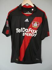 Vtg Bayer Leverkusen 13 Ballack Adidas 2010 Home Football Shirt Trikot Sz Medium