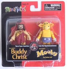 ESL294. Kevin Smith MINIMATES MOOBY & BUDDY CHRIST 2-PK (2014)