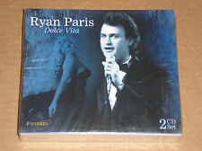 RYAN PARIS - DOLCE VITA - BOXSET 2 CD SIGILLATO (SEALED)