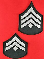 Obsolete Pair Of United States Police Detective Rank Insignia