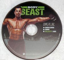 BODY BEAST - BULK SHOULDERS/ARMS/BEAST ABS - NEW DVD