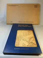 Historical Atlas of the United States National Geographic Society 1988